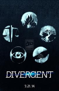 Divergente - Poster / Capa / Cartaz - Oficial 5