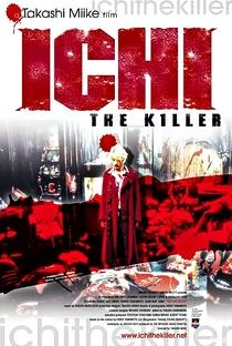 Ichi - O Assassino - Poster / Capa / Cartaz - Oficial 7