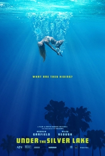 Under the Silver Lake - Poster / Capa / Cartaz - Oficial 3