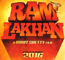 Ram Lakhan - Poster / Capa / Cartaz - Oficial 1