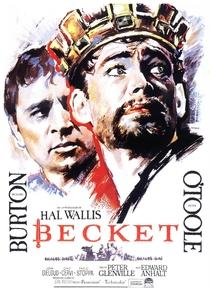 Becket, O Favorito do Rei - Poster / Capa / Cartaz - Oficial 8