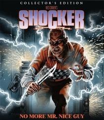 Shocker - 100.000 Volts de Terror - Poster / Capa / Cartaz - Oficial 4