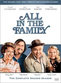 Tudo em Família (2ª Temporada) - Poster / Capa / Cartaz - Oficial 1
