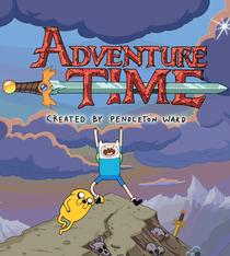 Hora de Aventura (2ª Temporada) - Poster / Capa / Cartaz - Oficial 2
