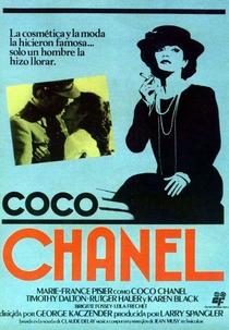 Chanel - A Solidão de Uma Mulher - Poster / Capa / Cartaz - Oficial 4