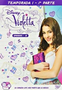 Violetta (1ª Temporada) - Poster / Capa / Cartaz - Oficial 6