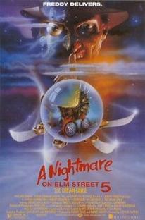 A Hora do Pesadelo 5: O Maior Horror de Freddy - Poster / Capa / Cartaz - Oficial 1
