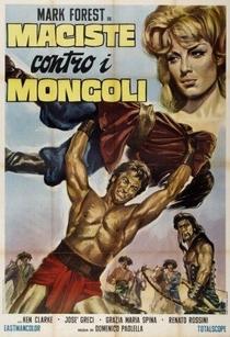 Hércules Contra os Mongóis - Poster / Capa / Cartaz - Oficial 1