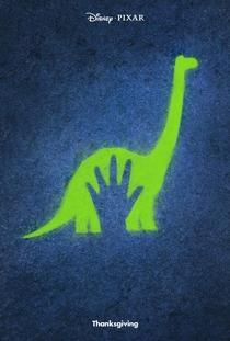 O Bom Dinossauro - Poster / Capa / Cartaz - Oficial 3
