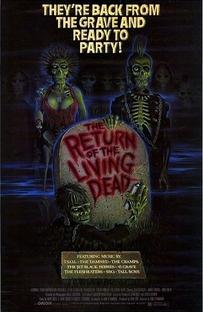 A Volta dos Mortos Vivos - Poster / Capa / Cartaz - Oficial 1