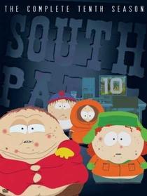 South Park (10ª Temporada) - Poster / Capa / Cartaz - Oficial 1