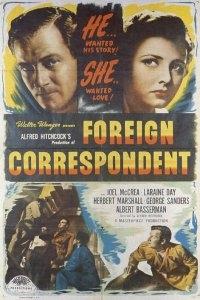 Correspondente Estrangeiro - Poster / Capa / Cartaz - Oficial 3