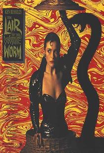 A Maldição da Serpente - Poster / Capa / Cartaz - Oficial 1
