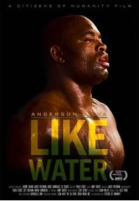Anderson Silva - Como Água - Poster / Capa / Cartaz - Oficial 2