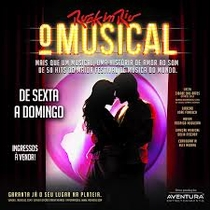 Rock in Rio - O Musical - Poster / Capa / Cartaz - Oficial 2