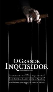 O Grande Inquisidor - Poster / Capa / Cartaz - Oficial 1
