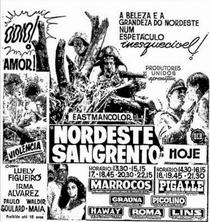 Nordeste Sangrento - Poster / Capa / Cartaz - Oficial 1