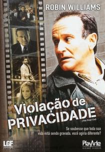Violação de Privacidade - Poster / Capa / Cartaz - Oficial 3