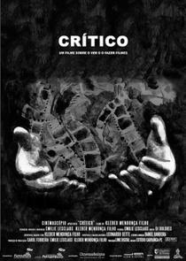 Crítico - Poster / Capa / Cartaz - Oficial 1