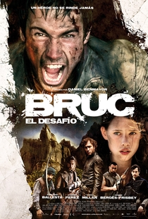 Bruc – O Desafio - Poster / Capa / Cartaz - Oficial 2