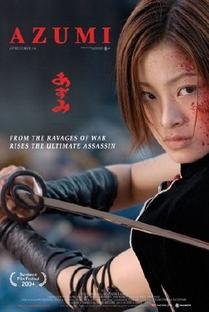 Azumi - Poster / Capa / Cartaz - Oficial 1