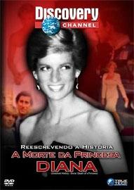 A Morte da Princesa Diana - Reescrevendo a História - Discovery Channel - Poster / Capa / Cartaz - Oficial 1