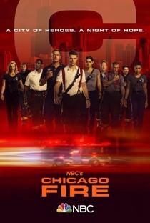 Série Chicago Fire - Heróis Contra o Fogo - 8ª Temporada Download
