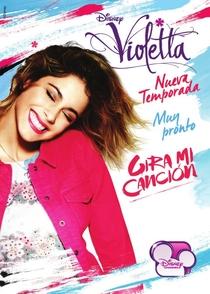 Violetta (3ª Temporada) - Poster / Capa / Cartaz - Oficial 1