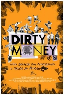 Dirty Money - Poster / Capa / Cartaz - Oficial 1