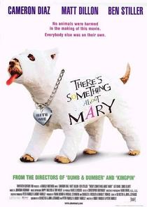 Quem vai Ficar com Mary? - Poster / Capa / Cartaz - Oficial 3