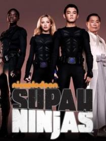 Supah Ninjas (1ª Temporada) - Poster / Capa / Cartaz - Oficial 1