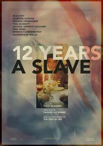 12 Anos de Escravidão - Poster / Capa / Cartaz - Oficial 3