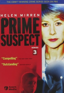 Prime Suspect 3 - Poster / Capa / Cartaz - Oficial 1