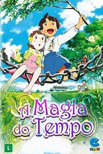 A Magia do Tempo - Poster / Capa / Cartaz - Oficial 2