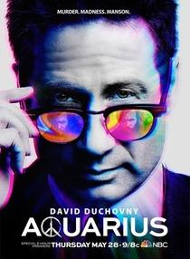 Aquarius: Os Crimes de Charles Manson (1ª Temporada) - Poster / Capa / Cartaz - Oficial 1