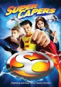 Super Capers - Poster / Capa / Cartaz - Oficial 2