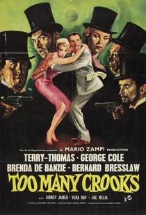Too Many Crooks - Poster / Capa / Cartaz - Oficial 1