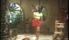 Programa Hugo Game do canal CNT Gazeta apresentado por Vanessa Vholker em 1995