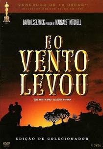 ...E o Vento Levou - Poster / Capa / Cartaz - Oficial 13
