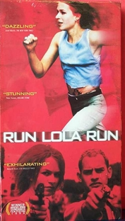 Corra, Lola, Corra - Poster / Capa / Cartaz - Oficial 8