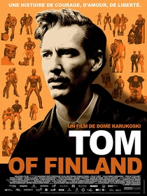 Tom of Finland - Poster / Capa / Cartaz - Oficial 3