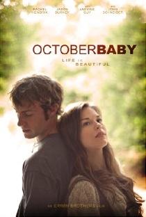 Bebê de Outubro - Poster / Capa / Cartaz - Oficial 4