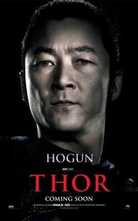 Thor - Poster / Capa / Cartaz - Oficial 15