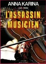 L'assassin musicien - Poster / Capa / Cartaz - Oficial 1