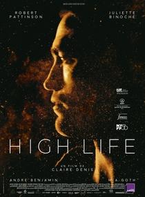 High Life - Poster / Capa / Cartaz - Oficial 1
