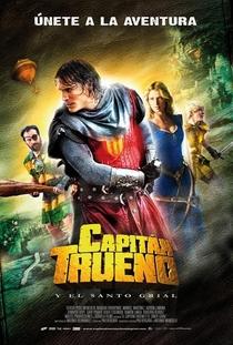 El Capitán Trueno y el Santo Grial - Poster / Capa / Cartaz - Oficial 1