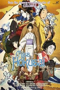 Sarusuberi: Miss Hokusai - Poster / Capa / Cartaz - Oficial 2