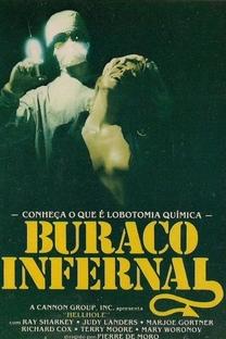 Buraco Infernal - Poster / Capa / Cartaz - Oficial 2
