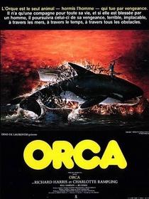 Orca - A Baleia Assassina - Poster / Capa / Cartaz - Oficial 1