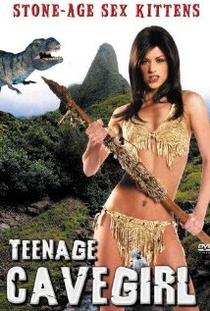 Teenage Cavegirl - Poster / Capa / Cartaz - Oficial 1